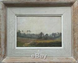 Ancien Tableau Peinture HSP Célèbre SHMIDT WEHRLIN impressionniste