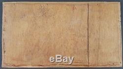 Ancien Tableau Pierre Saez Peinture Huile Antique Oil Painting Ölgemälde Dipinto