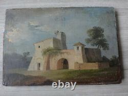 Peinture Ancienne Tableau