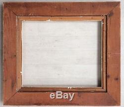 Superbe ancien cadre montparnasse 10F pour tableau peinture 55x46cm