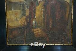 Tableau Peinture Ancienne A Identifier Ecole Hollandaise