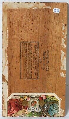Tableau Peinture Ancienne Huile, Paysage, Village, Campagne, Champs