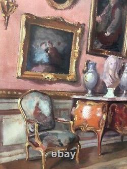 Tableau peinture ancienne Musée Jacquemart-Andre